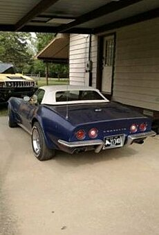 1971 Chevrolet Corvette for sale 101023742