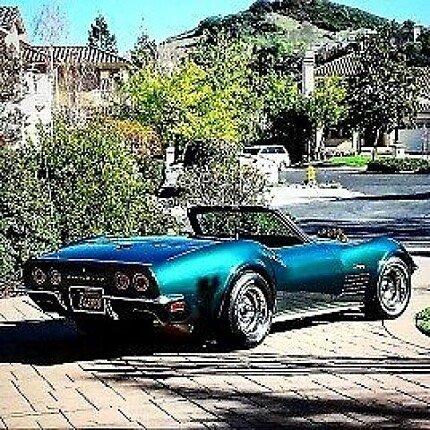 1971 Chevrolet Corvette for sale 101050250
