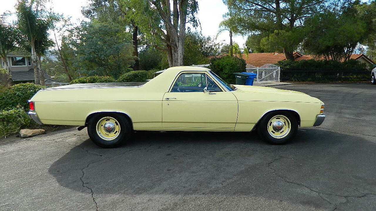 1971 Chevrolet El Camino for sale 100927648