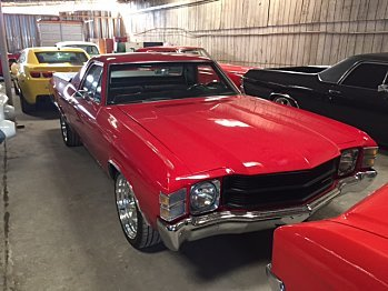 1971 Chevrolet El Camino for sale 100735460