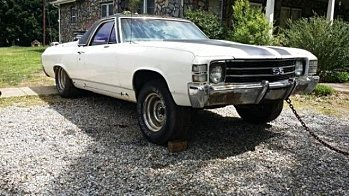 1971 Chevrolet El Camino for sale 100824941