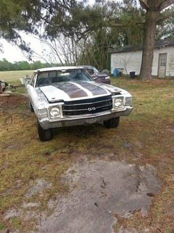 1971 Chevrolet El Camino for sale 100825011