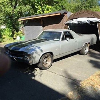 1971 Chevrolet El Camino for sale 100825062