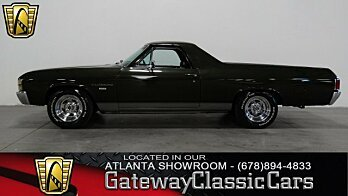 1971 Chevrolet El Camino for sale 100847677