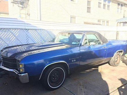 1971 Chevrolet El Camino for sale 100825675