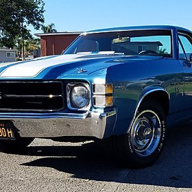 1971 Chevrolet El Camino for sale 100837376