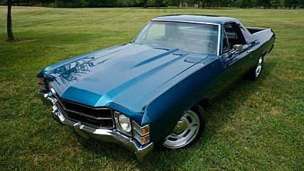 1971 Chevrolet El Camino for sale 100900406