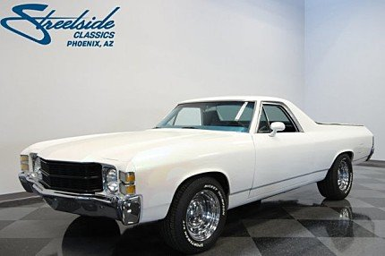 1971 Chevrolet El Camino for sale 100911969