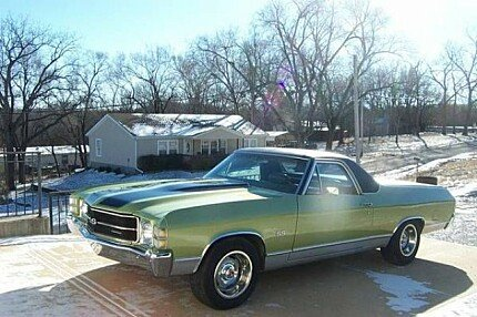 1971 Chevrolet El Camino for sale 100944501