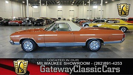 1971 Chevrolet El Camino for sale 100964919