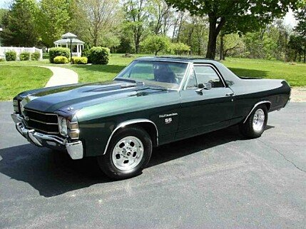 1971 Chevrolet El Camino for sale 100983362
