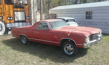 1971 Chevrolet El Camino for sale 100989277