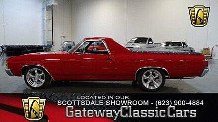 1971 Chevrolet El Camino for sale 100991708