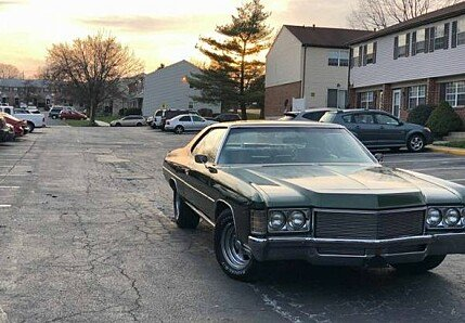 1971 Chevrolet Impala for sale 100986878