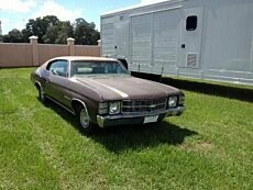 1971 Chevrolet Malibu for sale 100825352