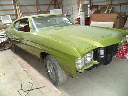 1971 Chevrolet Malibu for sale 100885611