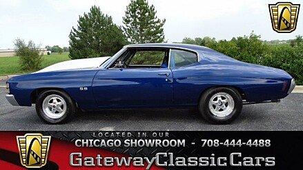 1971 Chevrolet Malibu for sale 100921074