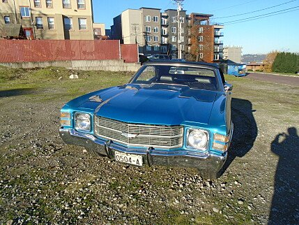 1971 Chevrolet Malibu for sale 100929392