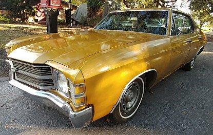 1971 Chevrolet Malibu Classic Sedan for sale 100947030