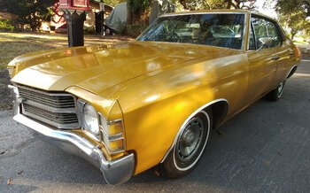 1971 Chevrolet Malibu Classic Sedan for sale 100947030
