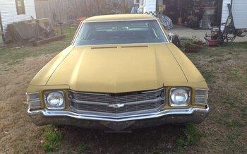 1971 Chevrolet Malibu Classic Coupe for sale 101054877