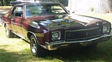1971 Chevrolet Monte Carlo for sale 100778092