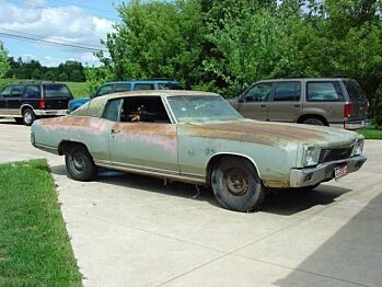 1971 Chevrolet Monte Carlo for sale 100824980