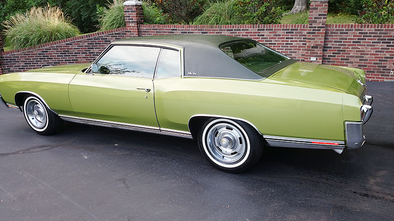 1971 Chevrolet Monte Carlo for sale near Huntingtown, Maryland ...