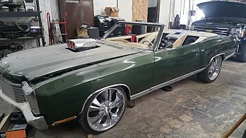 1971 Chevrolet Monte Carlo for sale 100883467