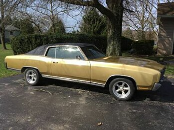 1971 Chevrolet Monte Carlo for sale 100893887