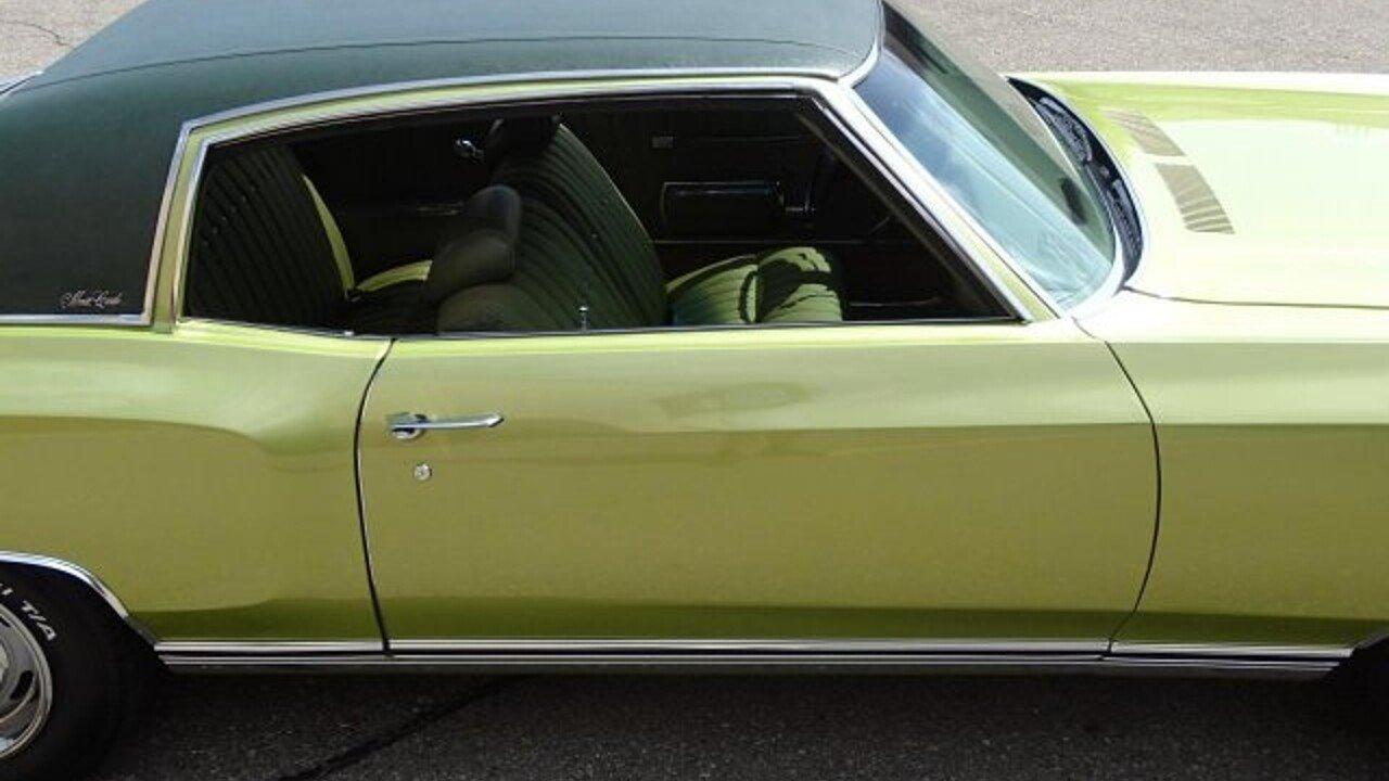 1971 Chevrolet Monte Carlo for sale near O Fallon, Illinois 62269 ...