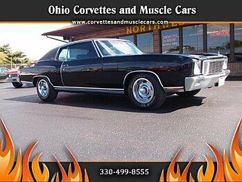 1971 Chevrolet Monte Carlo for sale 100911162