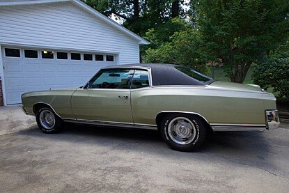 1971 Chevrolet Monte Carlo for sale 100943242