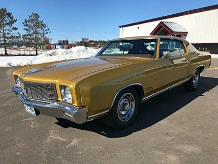 1971 Chevrolet Monte Carlo for sale 100971447