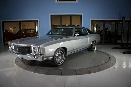 1971 Chevrolet Monte Carlo for sale 100976462