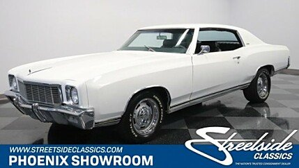 1971 Chevrolet Monte Carlo for sale 100981910