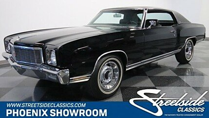 1971 Chevrolet Monte Carlo for sale 100989506