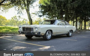 1971 Chevrolet Monte Carlo for sale 101028078
