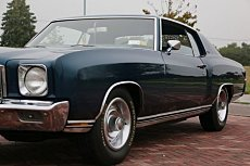 1971 Chevrolet Monte Carlo for sale 101030090
