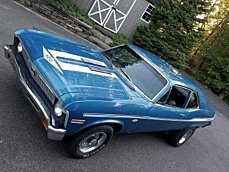 1971 Chevrolet Nova for sale 100845528