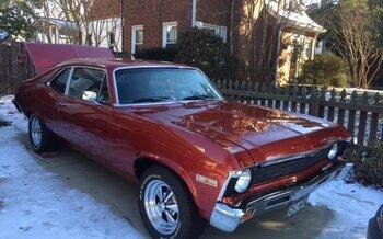 1971 Chevrolet Nova for sale 100847860