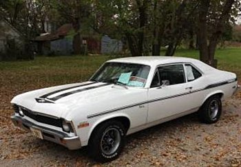 1971 Chevrolet Nova for sale 100832719