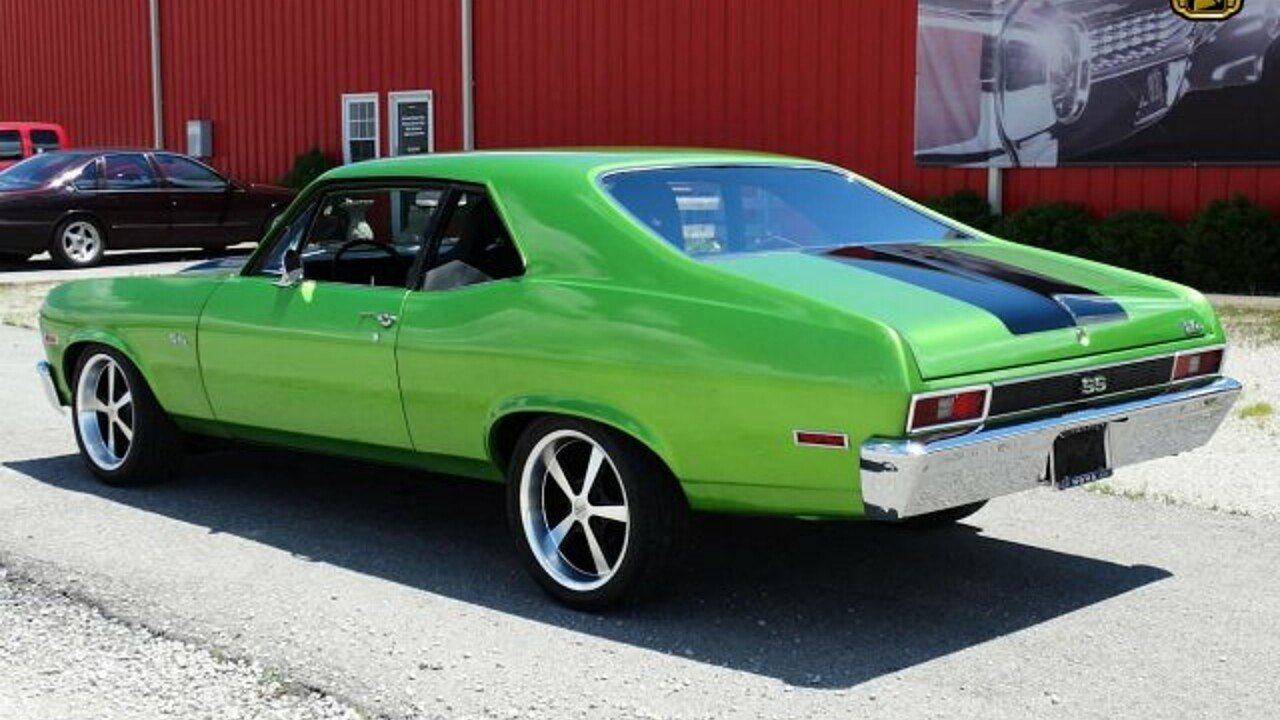 All Chevy 1971 chevrolet nova : 1971 Chevrolet Nova for sale near O Fallon, Illinois 62269 ...