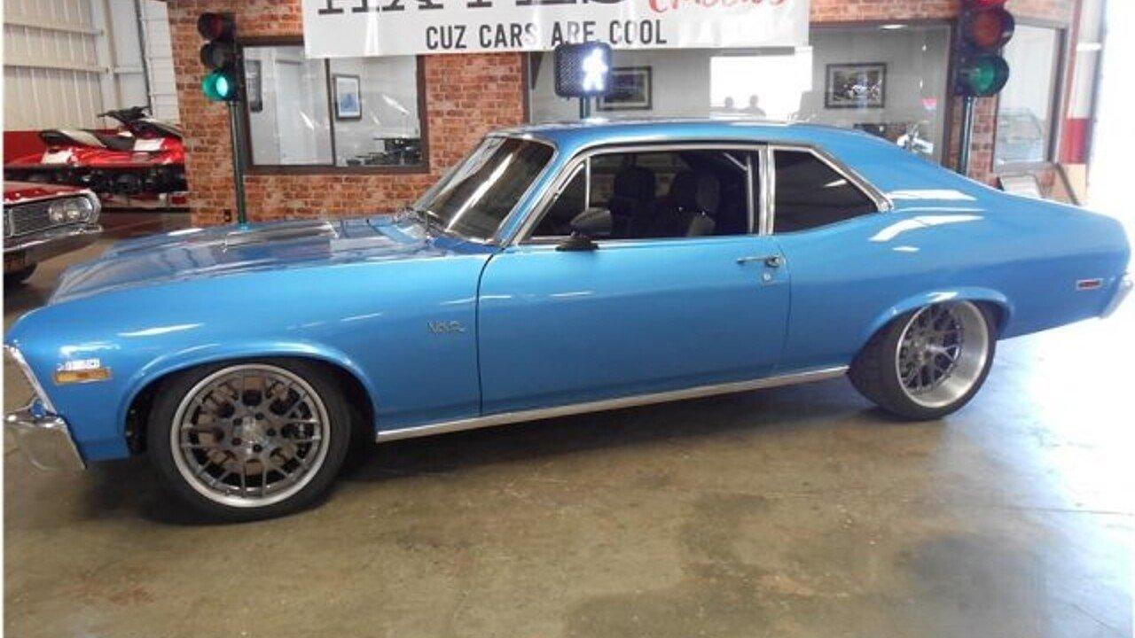 1971 Chevrolet Nova for sale near Roseville, California 95678 ...