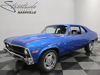 1971 Chevrolet Nova for sale 100905398