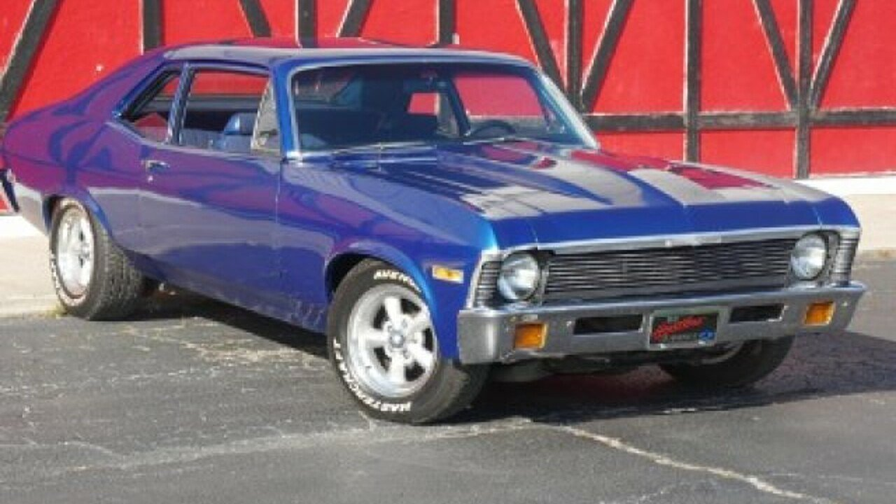 All Chevy 1971 chevrolet nova : 1971 Chevrolet Nova for sale near Mundelein, Illinois 60060 ...