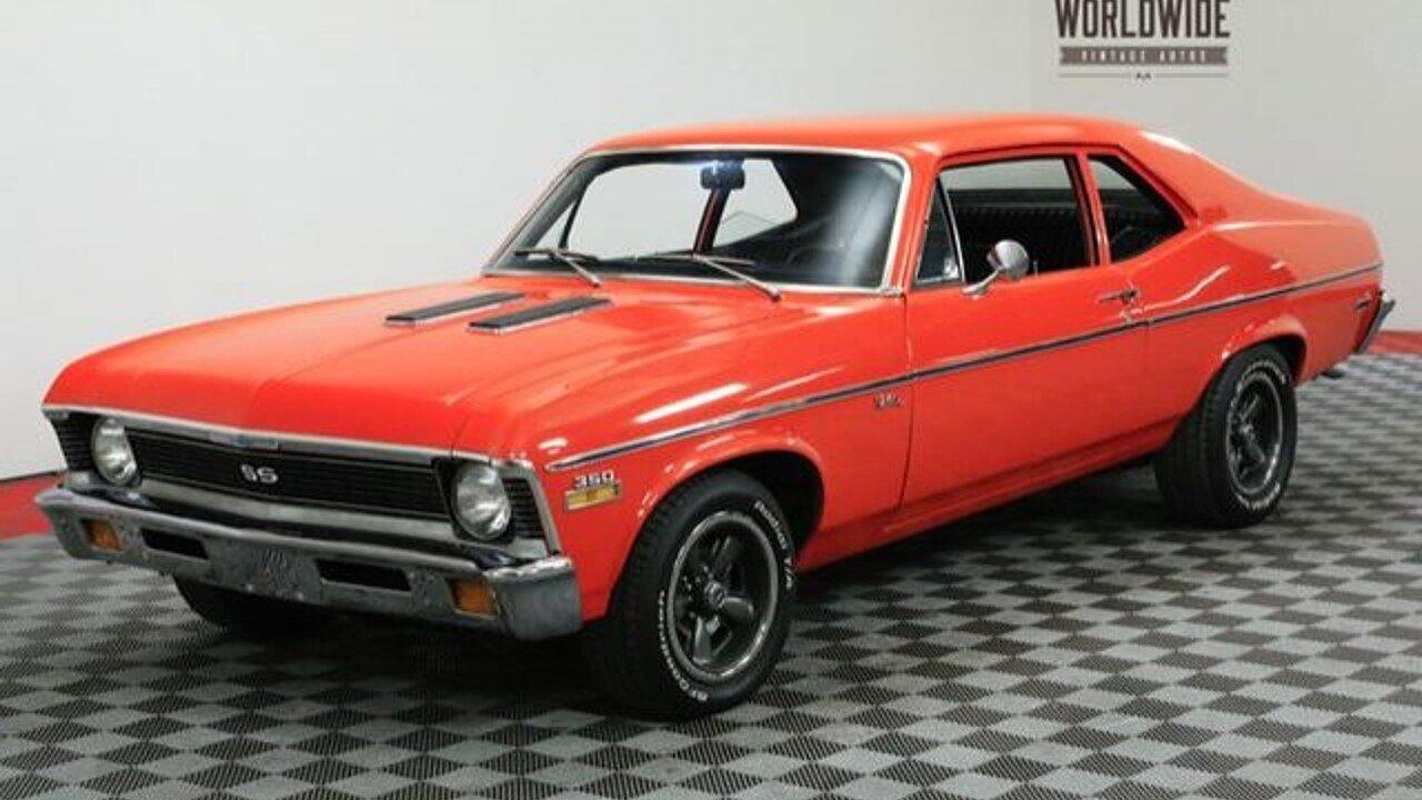 1971 Chevrolet Nova for sale near Denver, Colorado 80205 - Classics ...
