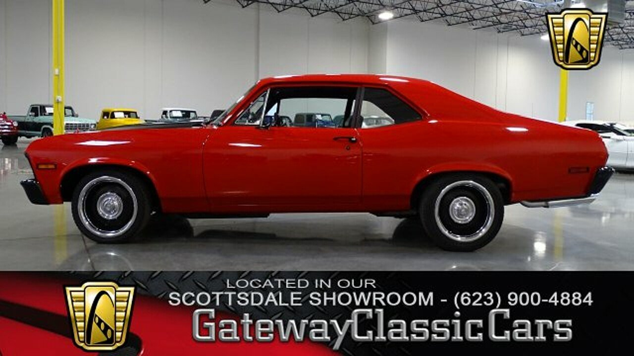 1971 Chevrolet Nova for sale 100965677