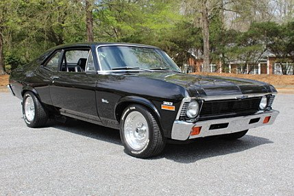 1971 Chevrolet Nova for sale 100973571