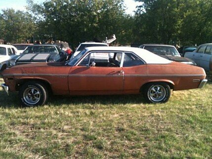 1971 Chevrolet Nova for sale 100876184